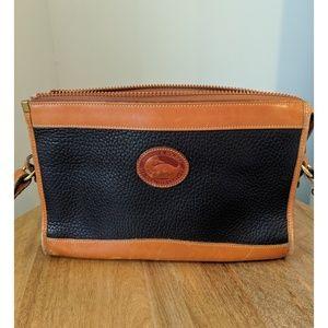 Dooney & Bourke Vintage AWL Leather Crossbody Bag